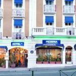 Façade Hôtel Océan