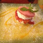 """Un dessert à la présentation """"ratée"""" selon la patronne"""