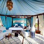 Kasbah Tamadot Berber Tent