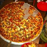 Biggest Pizza Ever - 30 inches!