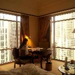 Cityview corner room
