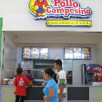 Pollo Campesino Mall Premier Tegucigalpa