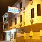 Hotel Marsol de noche