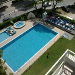 Esterno - piscine e giardino