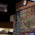 Tap Beer Board