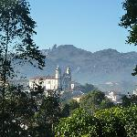 Overlooking Ouro Preto