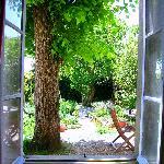 Chez Dyna garden