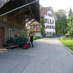Hotel Martinsmuhle and farm
