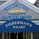 Fisherman's Wharf Front Entrance