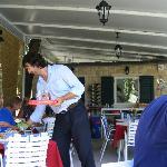 Most helpful host Edvard at Ciparis