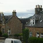 Vistas de Kenneth Street desde la habitación