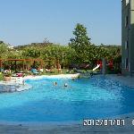 The bigger pool