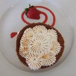 Magnificent desserts - lemon tart