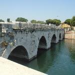 The Tiberius Bridge