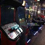 Arcade games outside