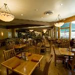 Red Rock Grill dining room