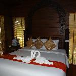 Chambre bungalow De Luxe