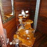 Lavabo bungalow De Luxe
