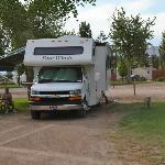 Campground RV Sites