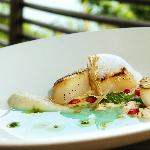 New Menu to be Launch (Scallop in the Beach)