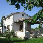This house is located in central Istria, in an area which is ideally suited for walking and hiki