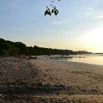 Tamarindo beach-south