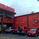 Rincon Gaucho - Entrance