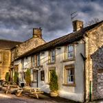 Devonshire Arms, Hartington - front