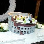 La nostra torta di matrimonio