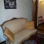 suite D - ingresso
