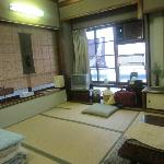 My room in Tama Ryokan