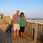 Celebrating our 40th wedding anniversary at the Sea Crest