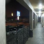 Corridoi dell'albergo