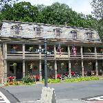 A HISTORIC HOTEL / INN / RESTAURANT
