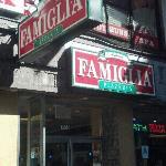 Photo de Famiglia Pizzeria