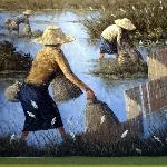 Another thai painting
