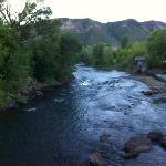 Riverwalk Bridge, Durango CO