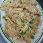 Chicken Fried Rice ~~ although inexpensive, our fried rice are like a plateful of pearls