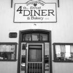 Diner Door