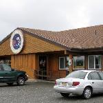 Tok, Alaska - Fast Eddy's Restaurant