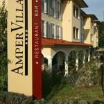 AmperVilla Sign