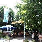 Biergarten Hotel Gross Ringelai