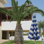 Iris Beach Hotel Foto