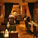 An excelllent venue, centrally located and with a reputation for good food and.