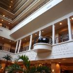 Inside view of hotel 1