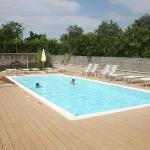 Pool at Il Roseto