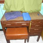 Furniture in room