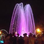Fountain in Salou