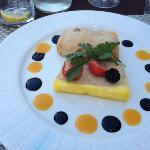 foie gras maison: délicieux