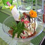 """Dessert menu """"boutchou"""""""